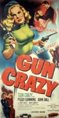 Gun Crazy 1950 DVD - Peggy Cummins / John Dall